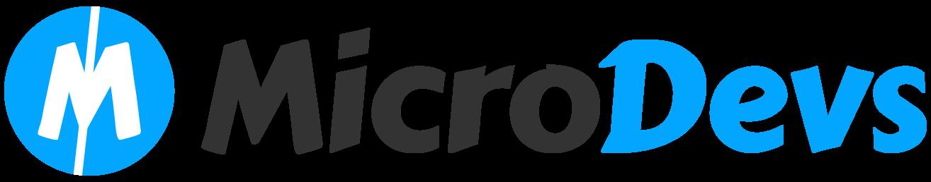 MicroDevs logo